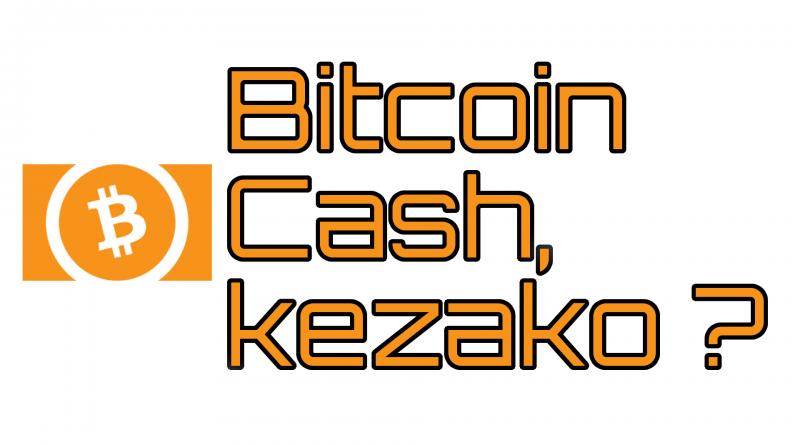 Bitcoin Cash, kezako ?