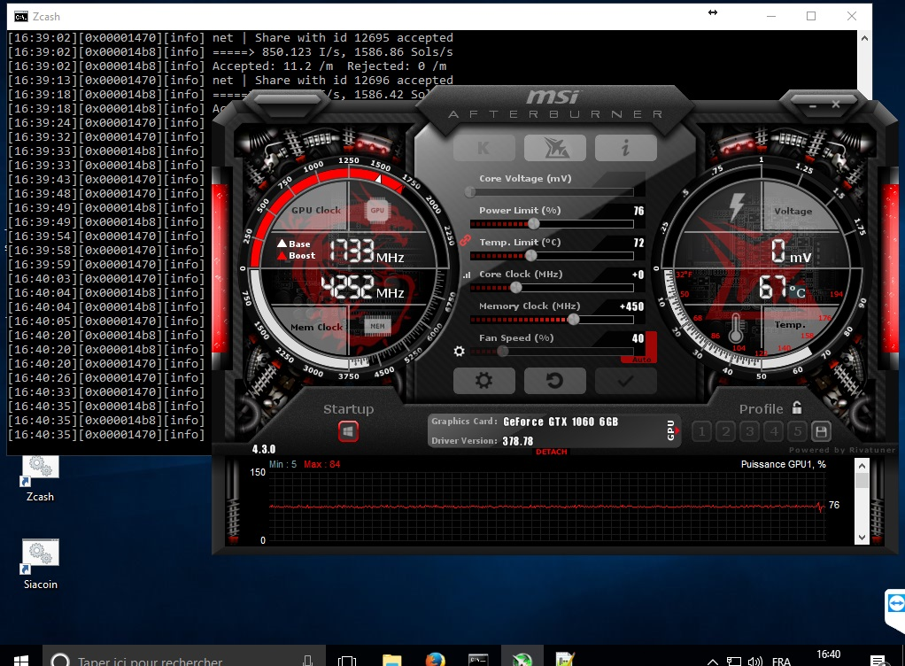 How To Install A Monero Miner Gtx 1060 Zcash Sol – KondaPhotography