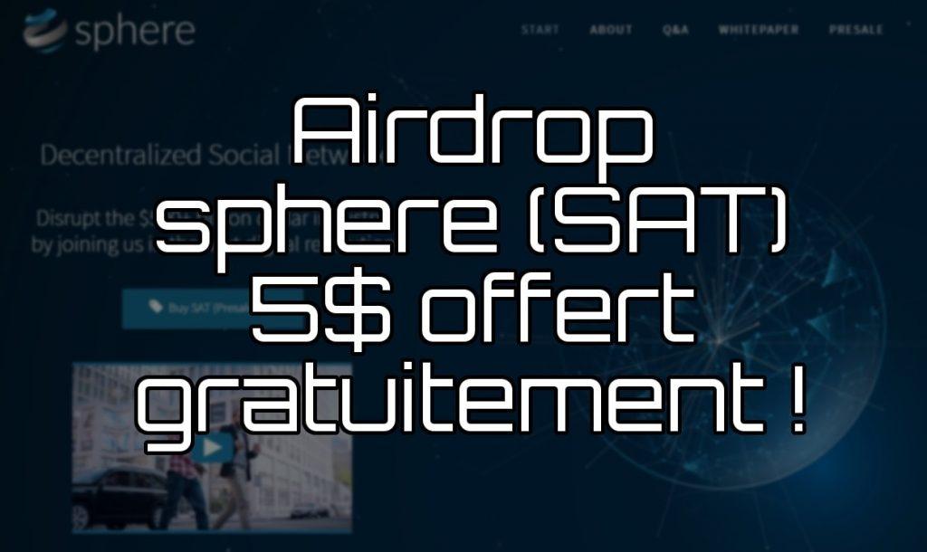 sphere ico airdrop