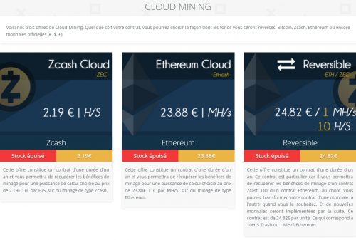 Tarfis just mining