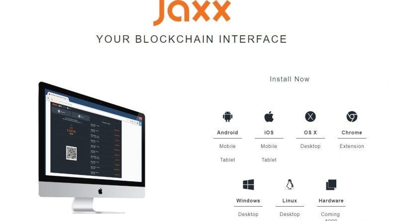 Jaxx portefeuille multidevises