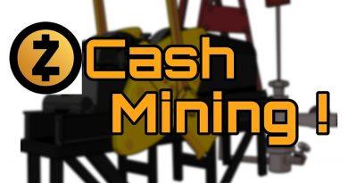 Zcash Mining