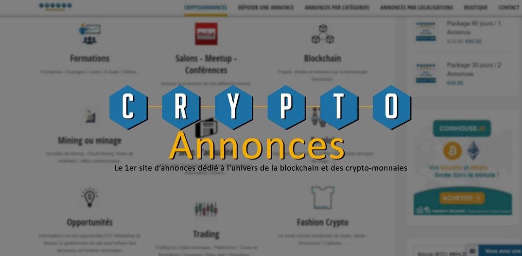lancement cryptoannonces