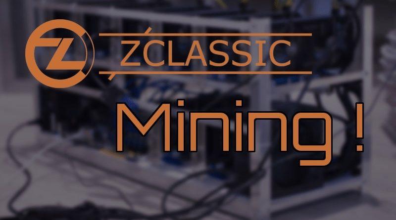 ZClassic Mining