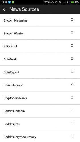 Blockfolio, Coinprofit et Cryptonaut : trois applications pour suivre son portefeuille de cryptomonnaies