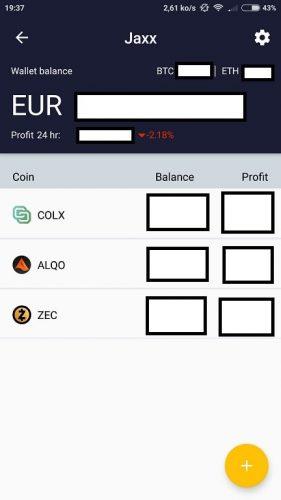coinprofit ajout