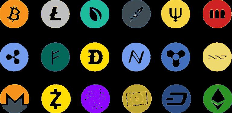 top 20 cryptomonnaies