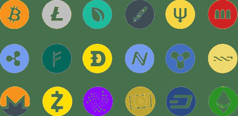 top 20 des cryptomonnaies