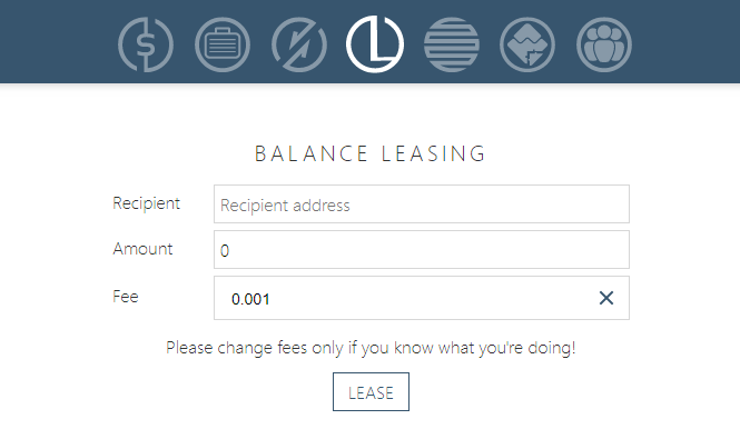 Waves leasing