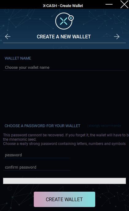xca wallet