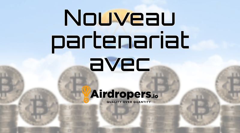 airdrops airdropers