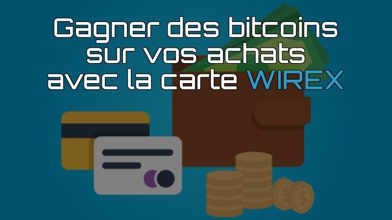 Carte bancaire WIREX