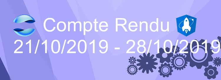 Rapport crypto semaine 44
