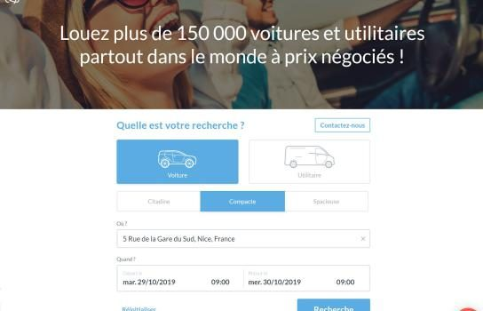 BTU Car Rental