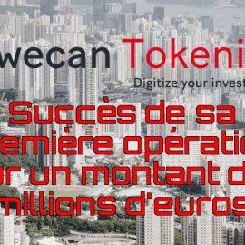Wecan Tokenize