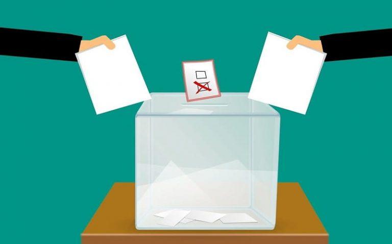 vote en ligne blockchain